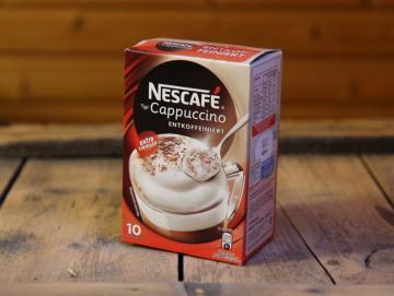 Cappuccino entkoffeiniert